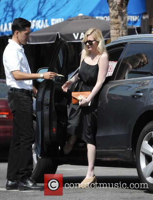 Kirsten Dunst at Joan's On Third