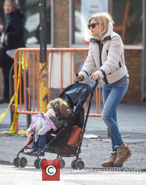 Sienna Miller and Marlowe Sturridge 6