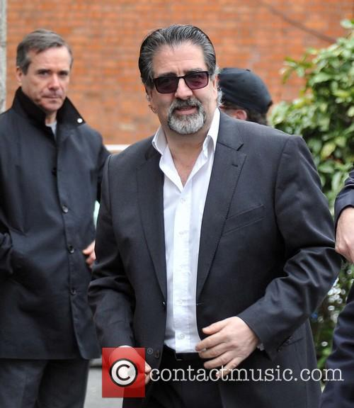 U2 attend the funeral of their close friend,TodayFM...
