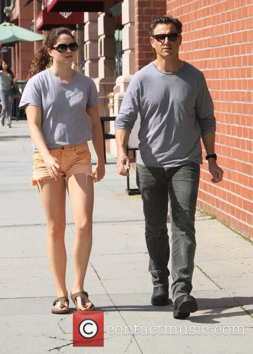 Tony Goldwyn and Tess Goldwyn 7