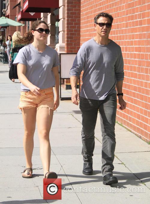 Tony Goldwyn and Tess Goldwyn 8