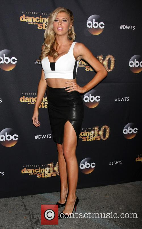 Dancing With The Stars and Charlotte Mckinney 2