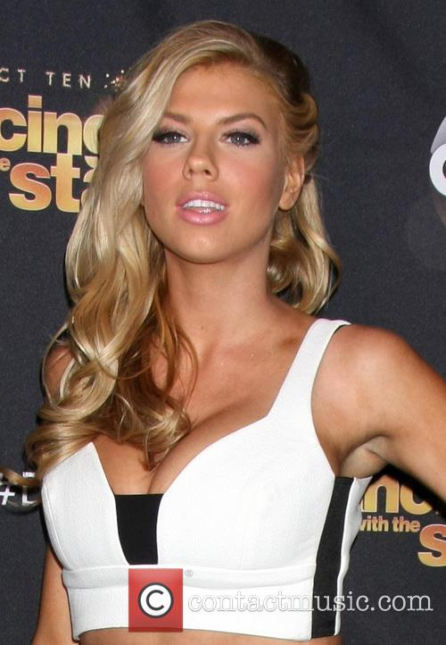 Dancing With The Stars and Charlotte Mckinney 1