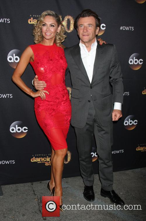 Kym Johnson and Robert Herjavec 4