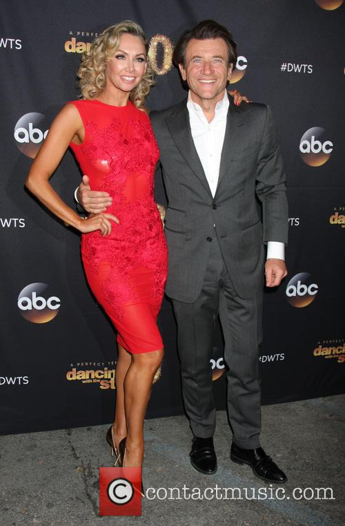 Kym Johnson and Robert Herjavec 5