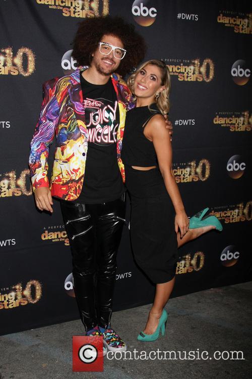 Redfoo and Emma Slater 4