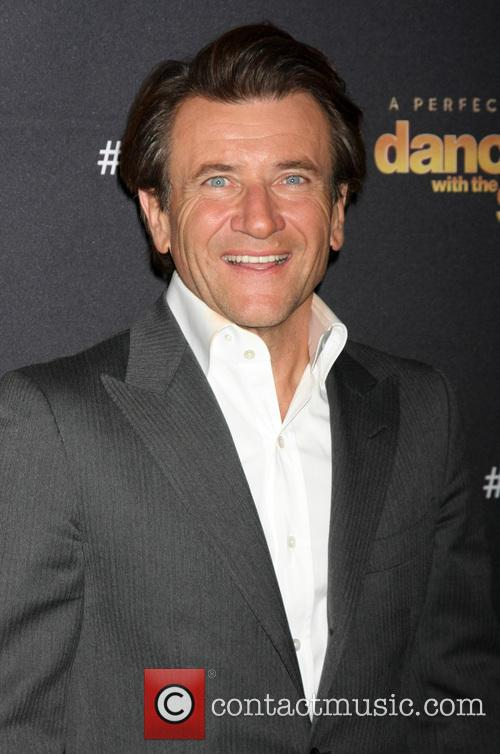 Dancing With The Stars and Robert Herjavec 8
