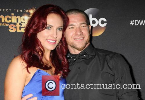 Sharna Burgess and Paul Kirkland 5
