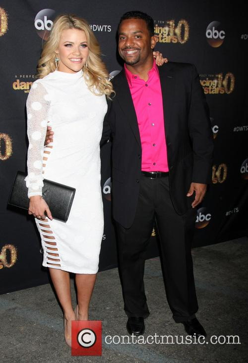 Witney Carson and Alfonso Ribeiro 3
