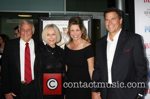Gigi Rice, Ted Mcginley, Bob Mcginley and Emily Mcginley 2