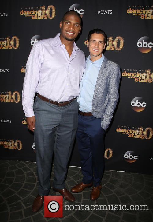 Michael Sam and Vito Cammisan 2