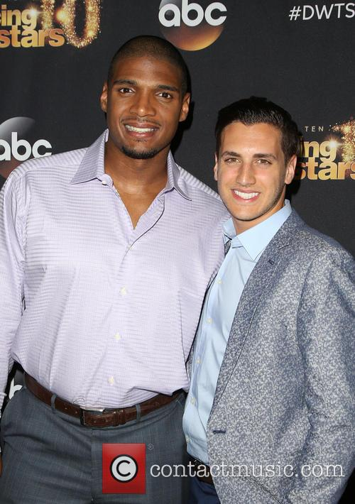 Michael Sam and Vito Cammisan 3