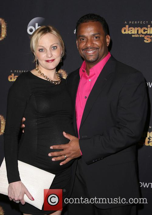 Angela Unkrich and Alfonso Ribeiro 3