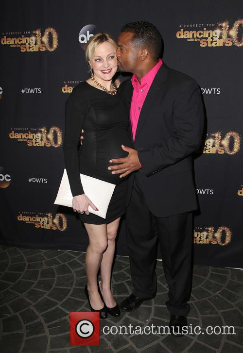 Angela Unkrich and Alfonso Ribeiro 1