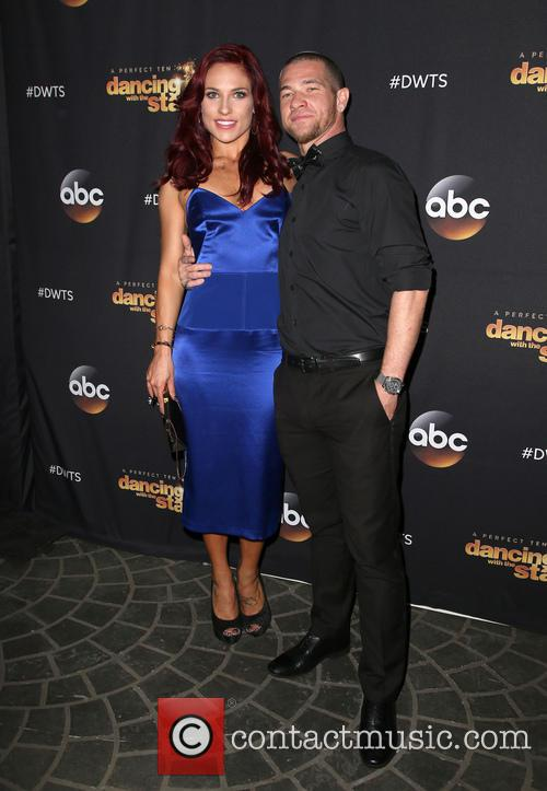 Sharna Burgess and Paul Kirkland 4