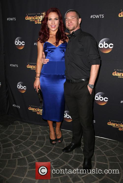 Sharna Burgess and Paul Kirkland 8