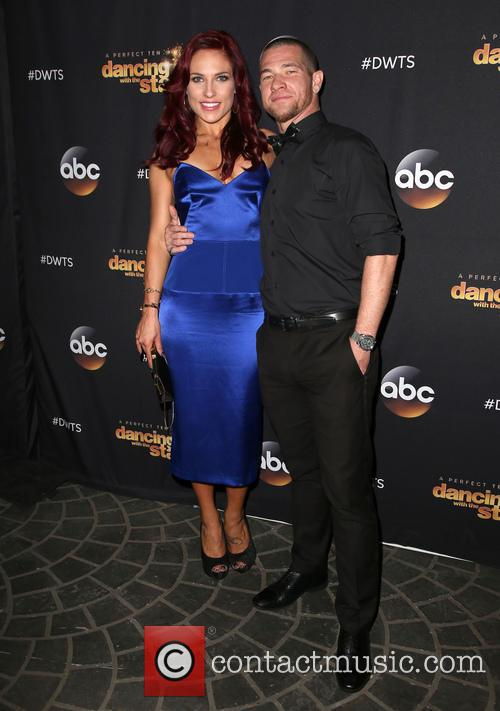 Sharna Burgess and Paul Kirkland 9