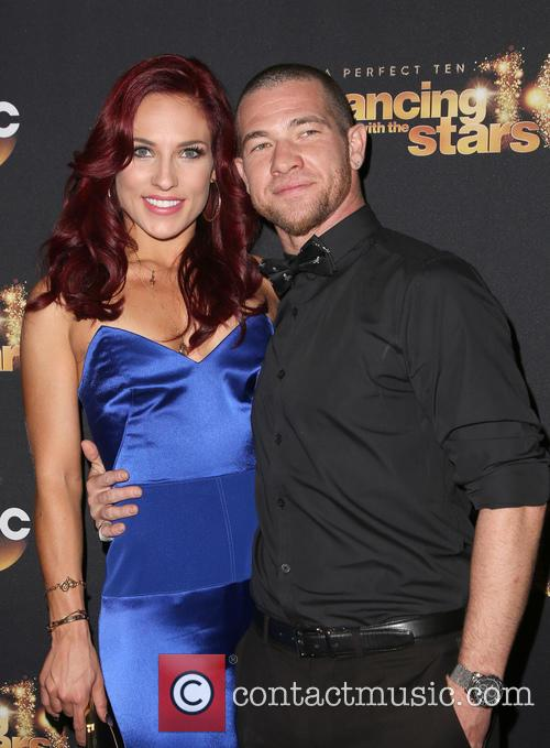 Sharna Burgess and Paul Kirkland 10