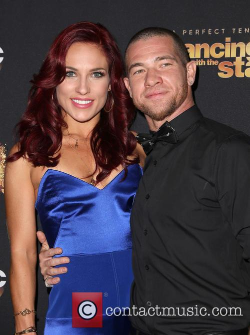 Sharna Burgess and Paul Kirkland 11