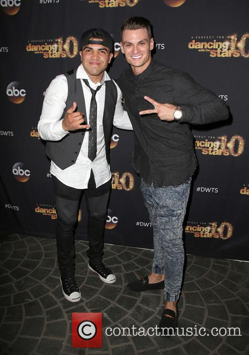 Victor Ortiz and Guest 7