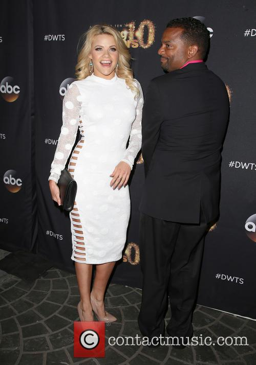Witney Carson and Alfonso Ribeiro 11