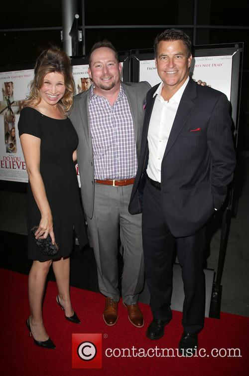 Gigi Rice, Ted Mcginley and Guest 6