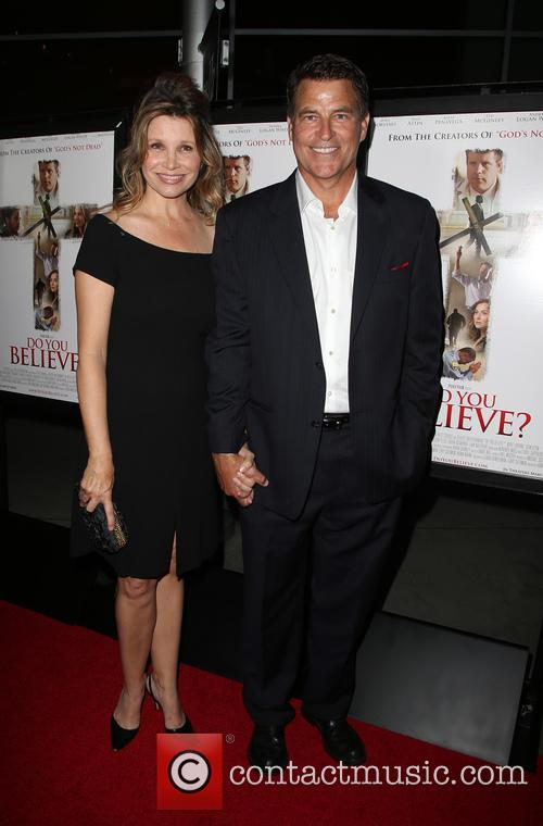 Gigi Rice and Ted Mcginley 2