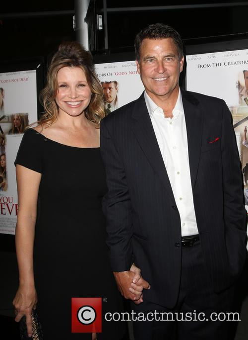 Gigi Rice and Ted Mcginley 1