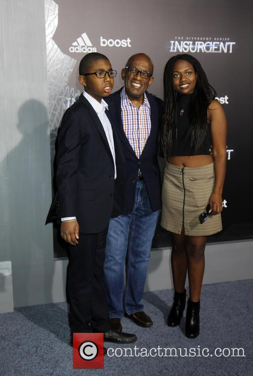 Al Roker and And His Kids 2