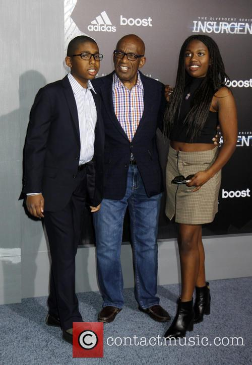 Al Roker and And His Kids 4