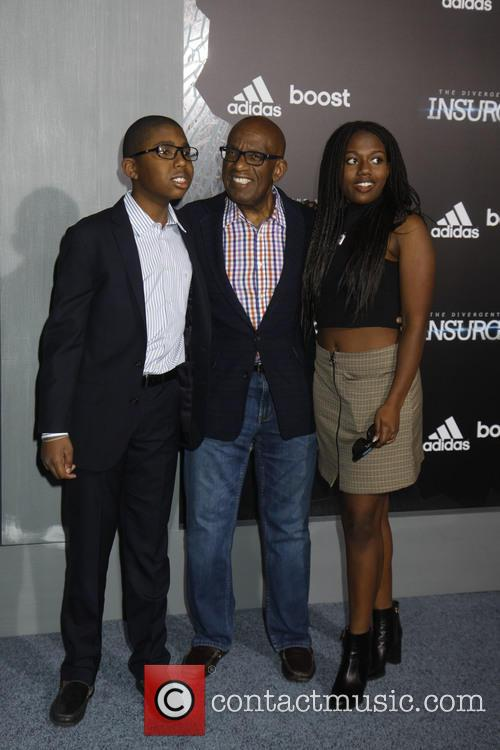 Al Roker and And His Kids 5