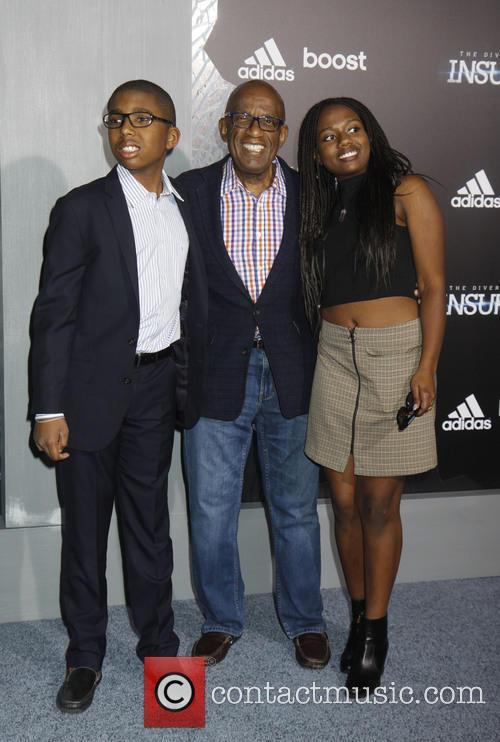 Al Roker and And His Kids 1