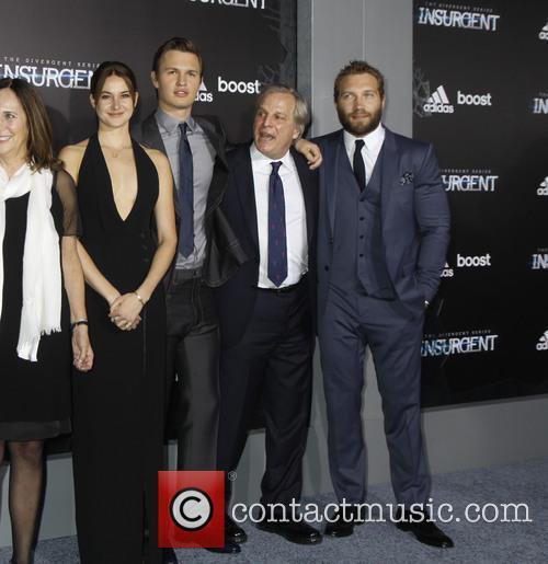 Cast Of Insurgent 6