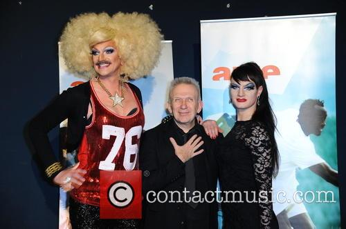 Gloria Viagra, Jean-paul Gaultier and Jacky O Winhouse 3