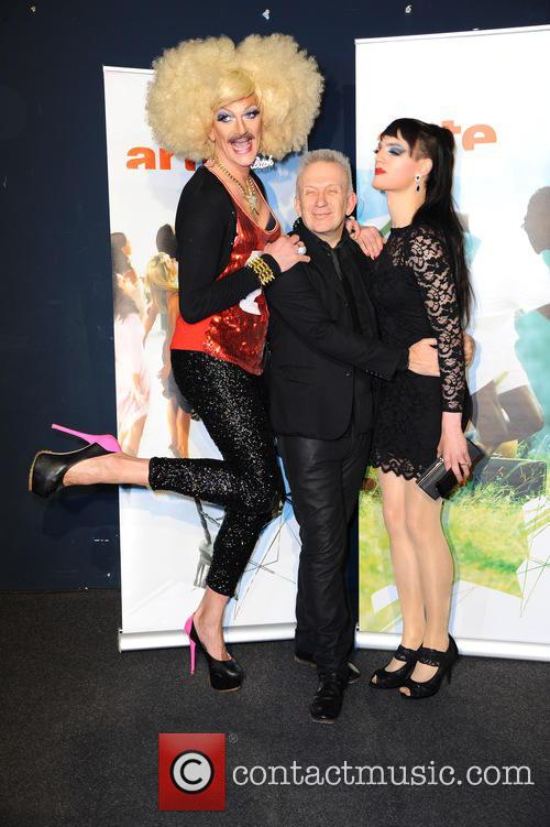 Gloria Viagra, Jean-paul Gaultier and Jacky O Winhouse 4