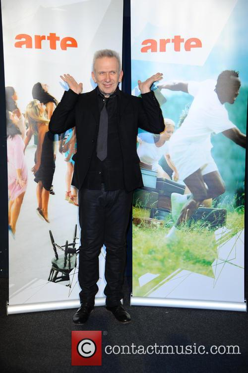 Premiere of documentary movie 'Jean Paul Gaultier arbeitet'