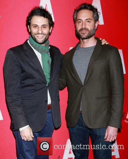 Arian Moayed and Omar Metwally