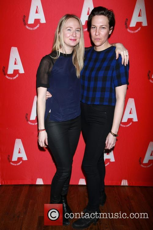 Halley Feiffer and Rebecca Henderson 5