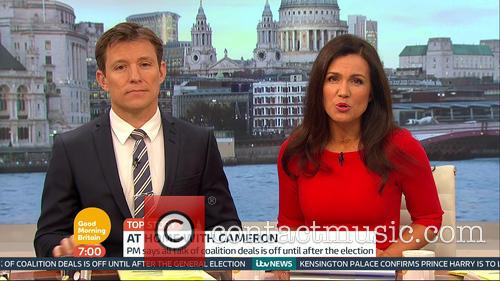 Ben Shepherd and Susanna Reid 2