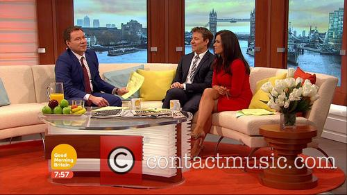 Ben Shepherd and Susanna Reid 1