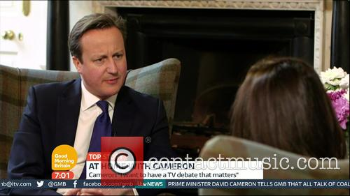 David Cameron and Susanna Reid 6