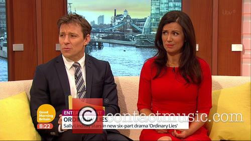 Sally Lindsay, Ben Shepherd and Susanna Reid 4