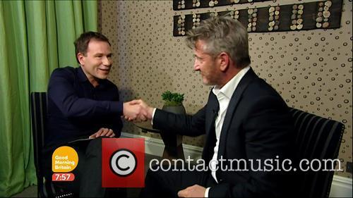 Sean Penn and Richard Arnold 7