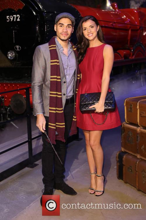 Louis Smith and Lucy Mecklenburgh 10