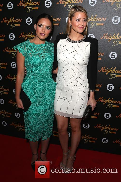 Olympia Valance and Holly Valance 2