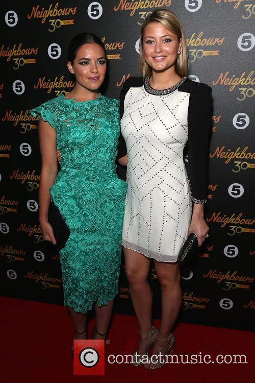 Olympia Valance and Holly Valance 3