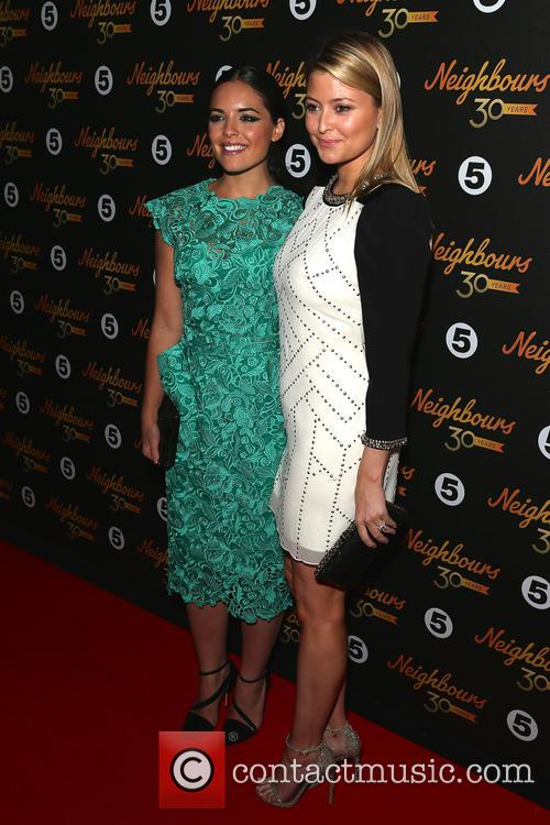 Olympia Valance and Holly Valance 6