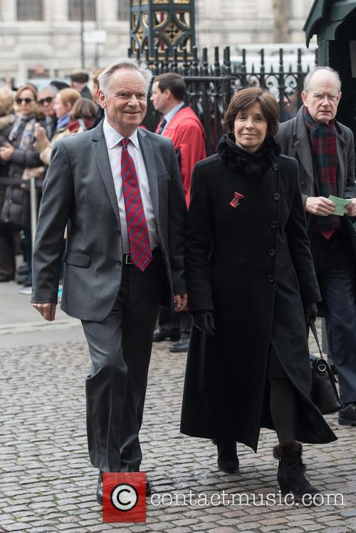 Jeffrey Archer and Mary Archer 2