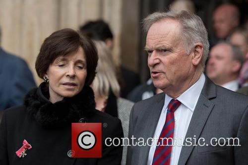 Jeffrey Archer and Mary Archer 6