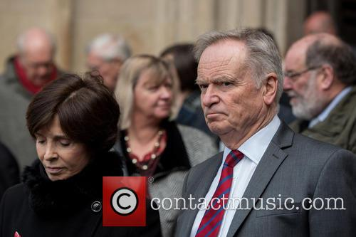 Jeffrey Archer and Mary Archer 7